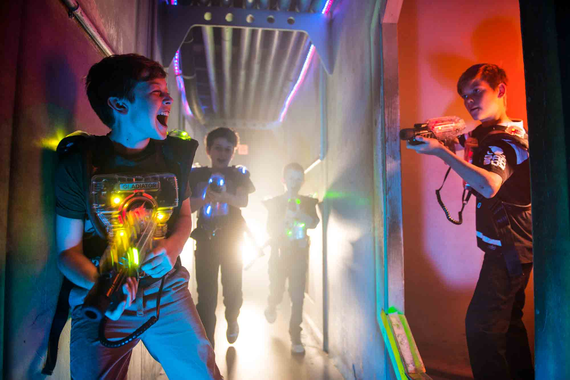 Lazer Tag Farmington Hills