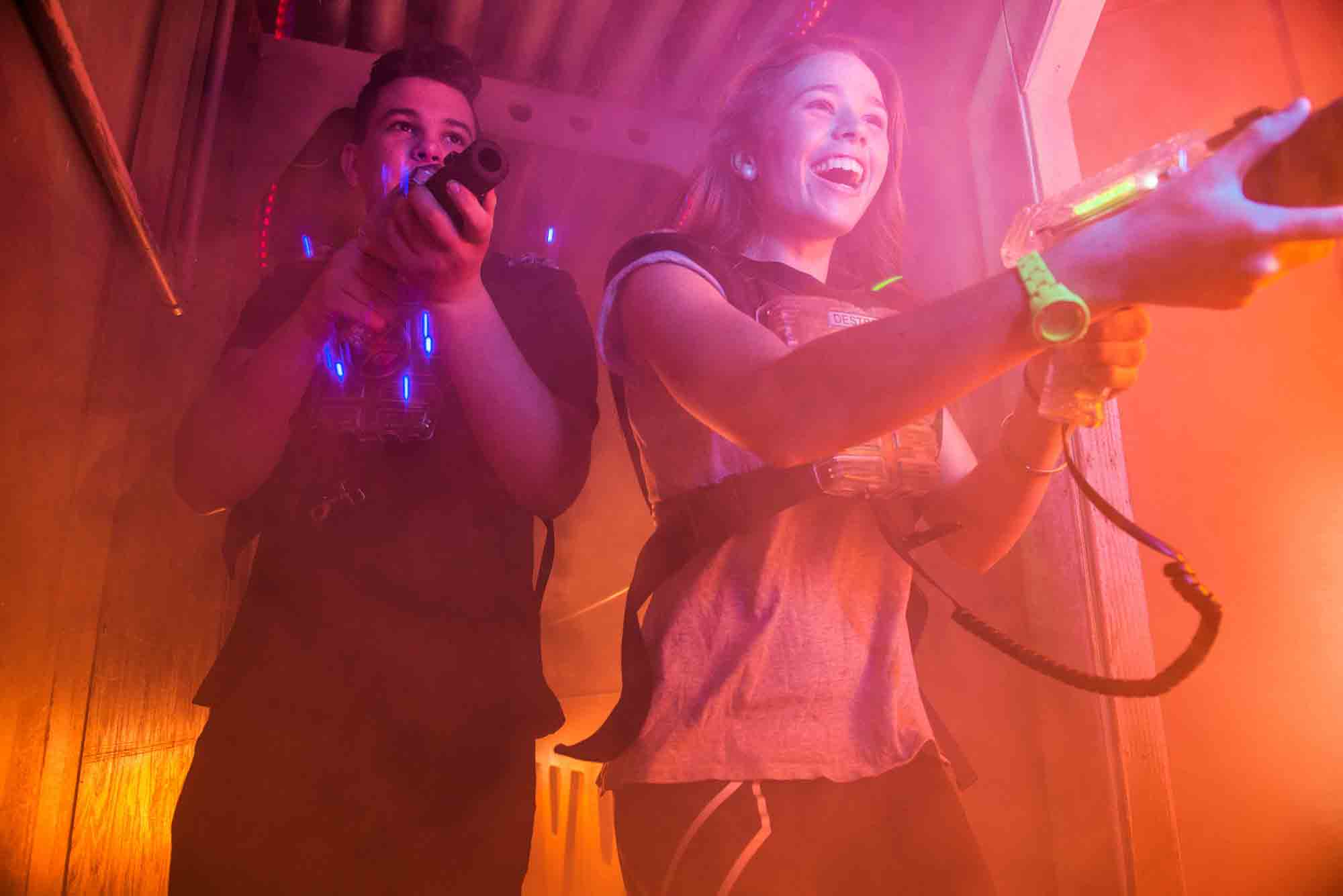 Teen Party Lazer Tag