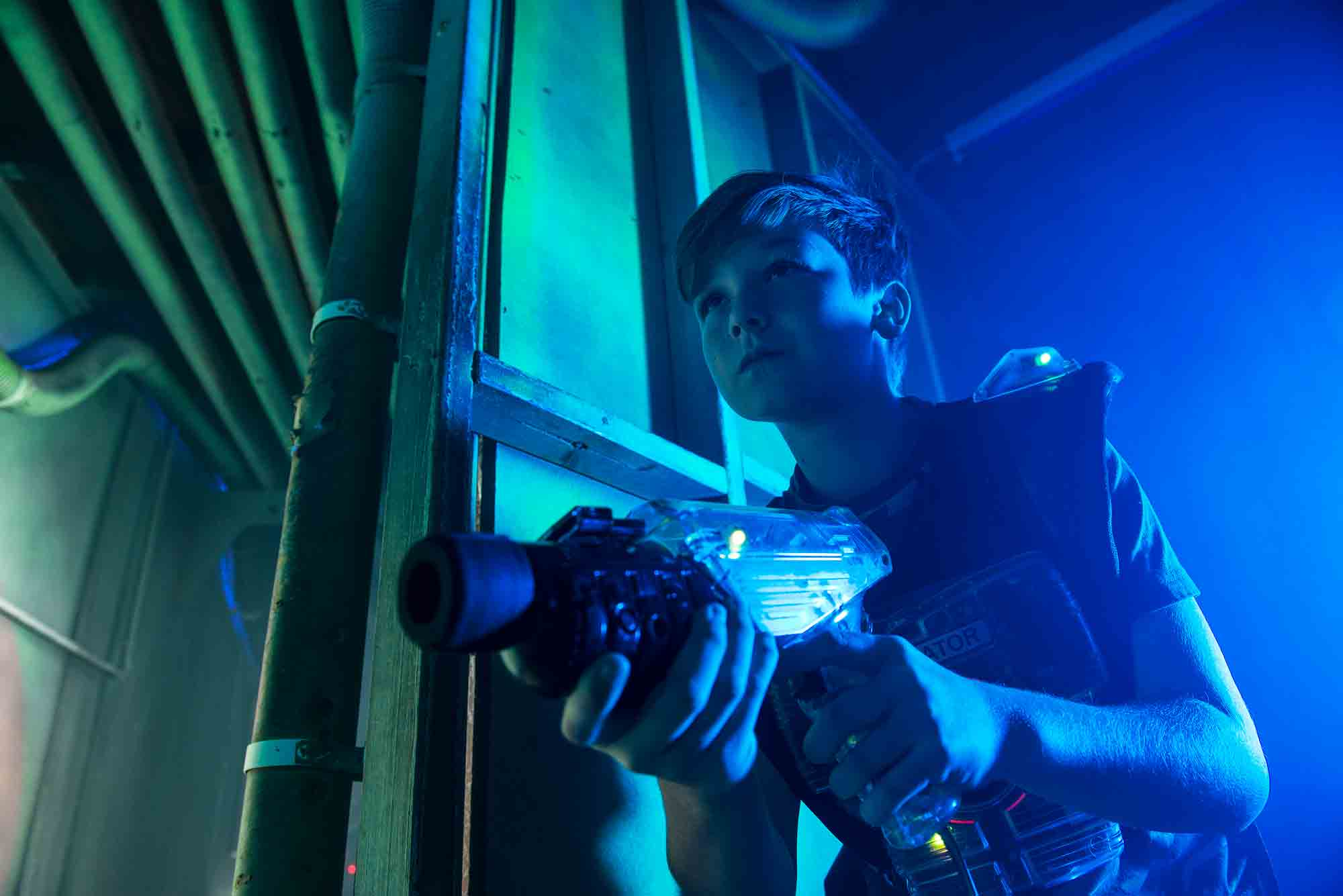 Laser Tag Games Farmington Hills